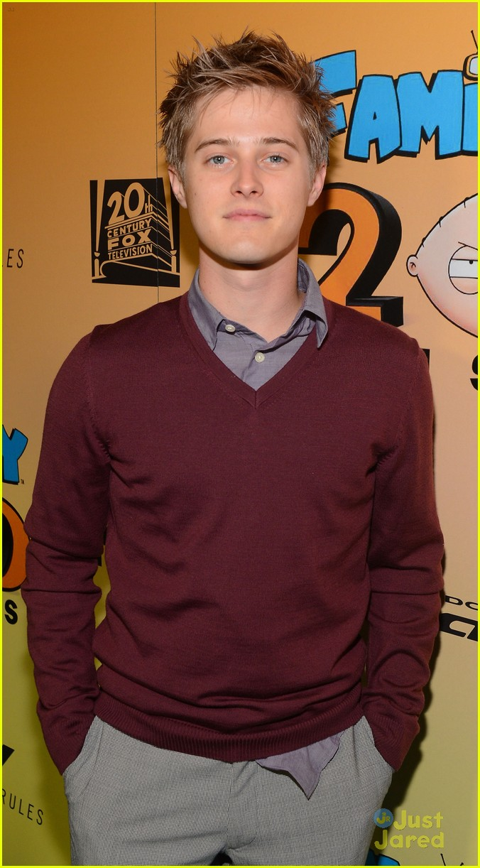 lucas grabeel family guy 07