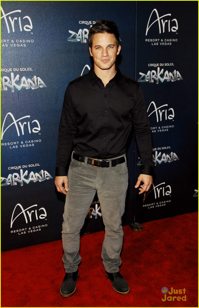 matt lanter harry shum jr zarkana 11