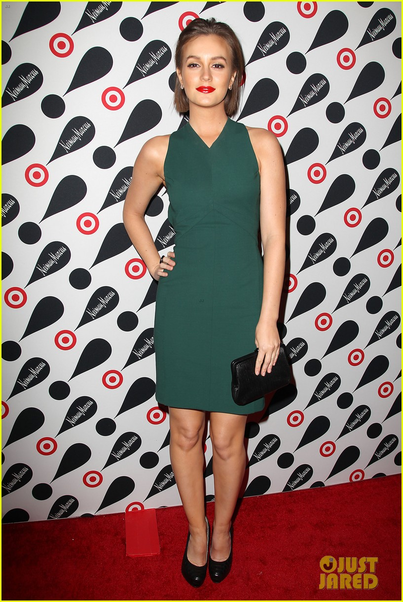leighton meester target event 10