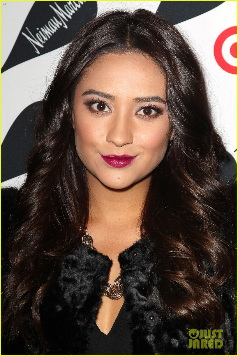 shay mitchell target launch event 04