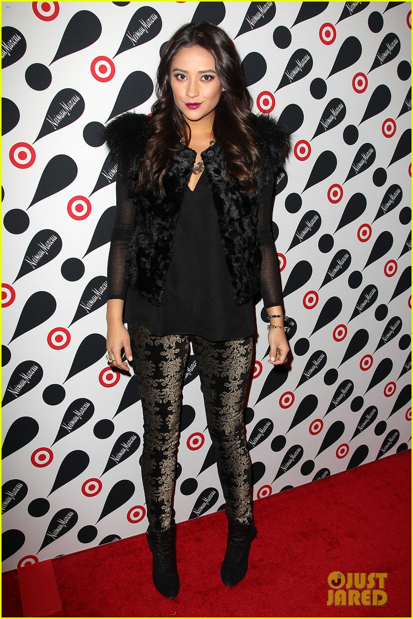 shay mitchell target launch event 05