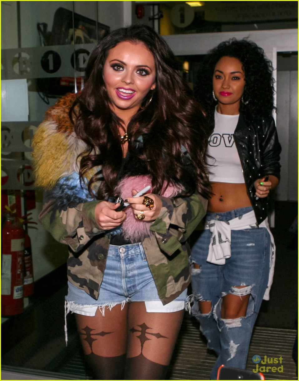little mix bbc studios 06