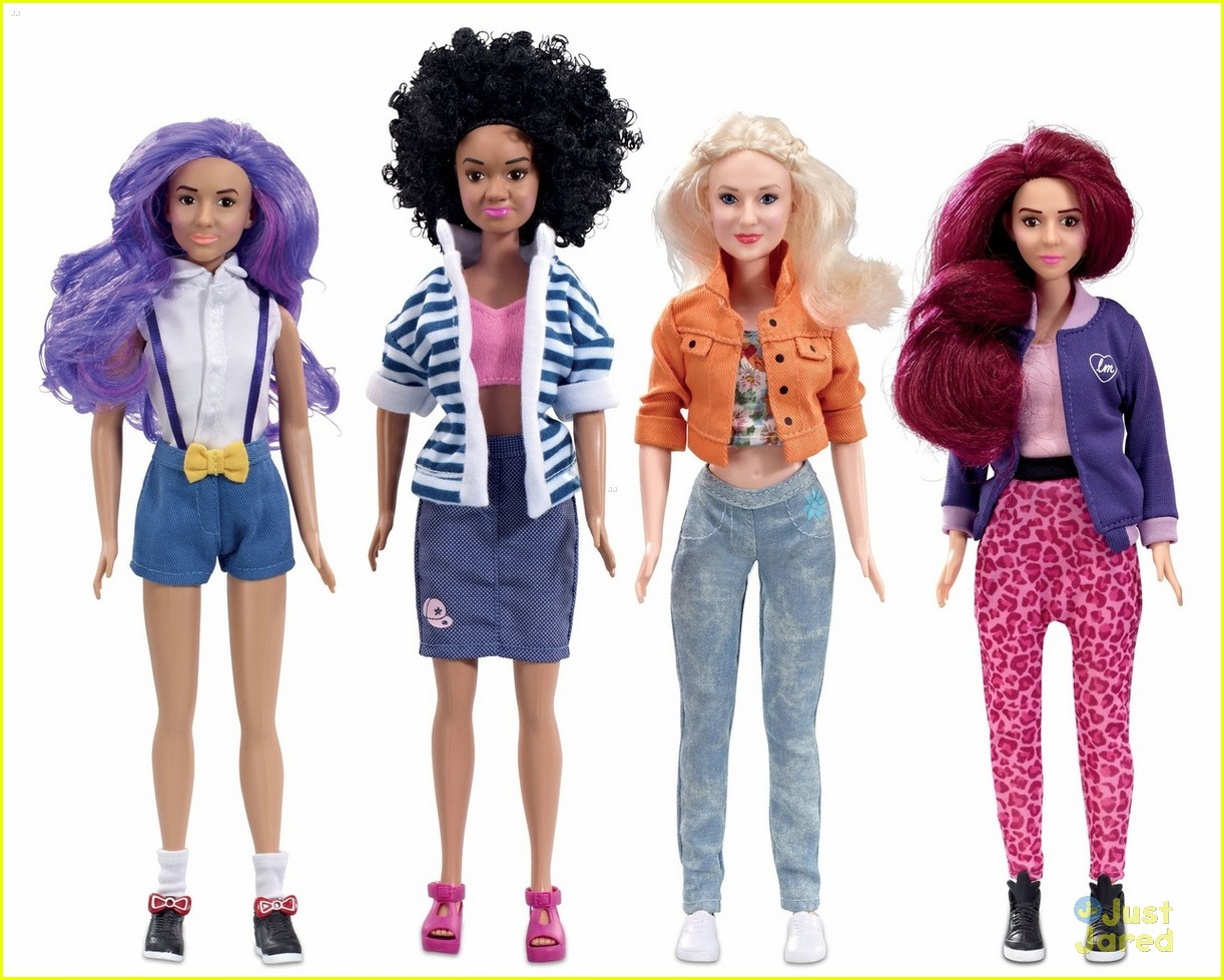 little mix dolls bershka 04