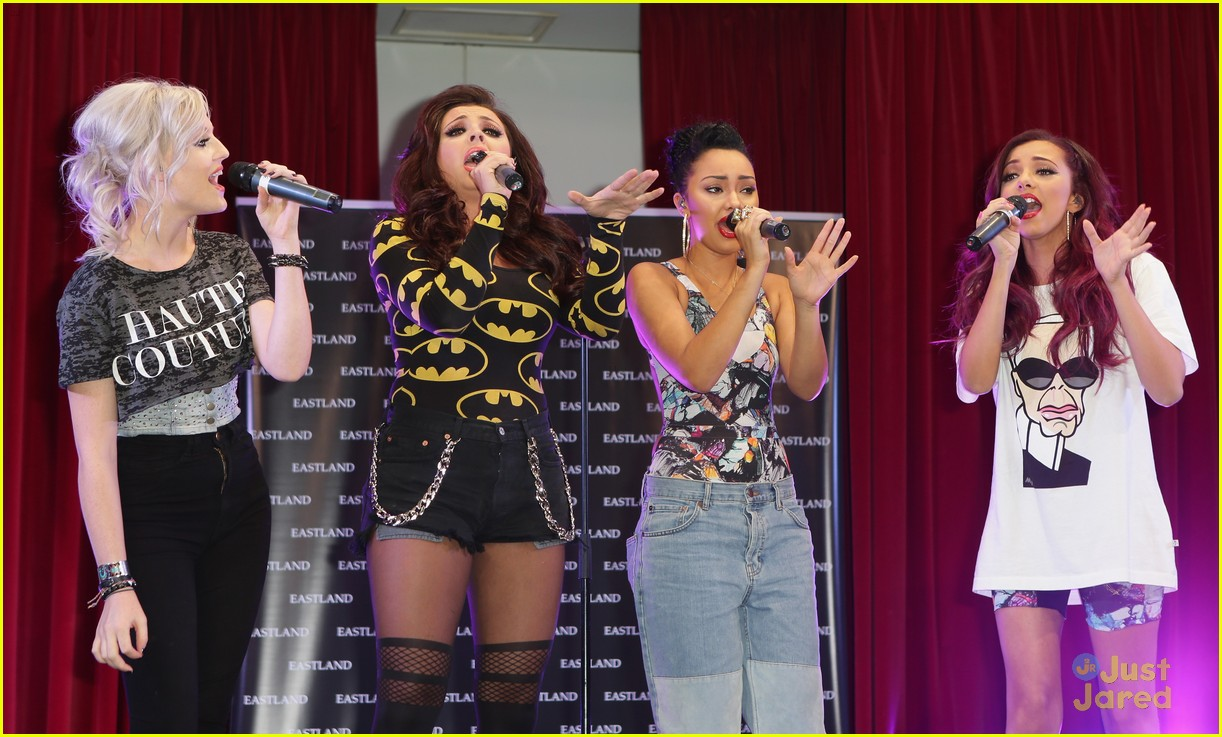 little mix melbourne stop 25
