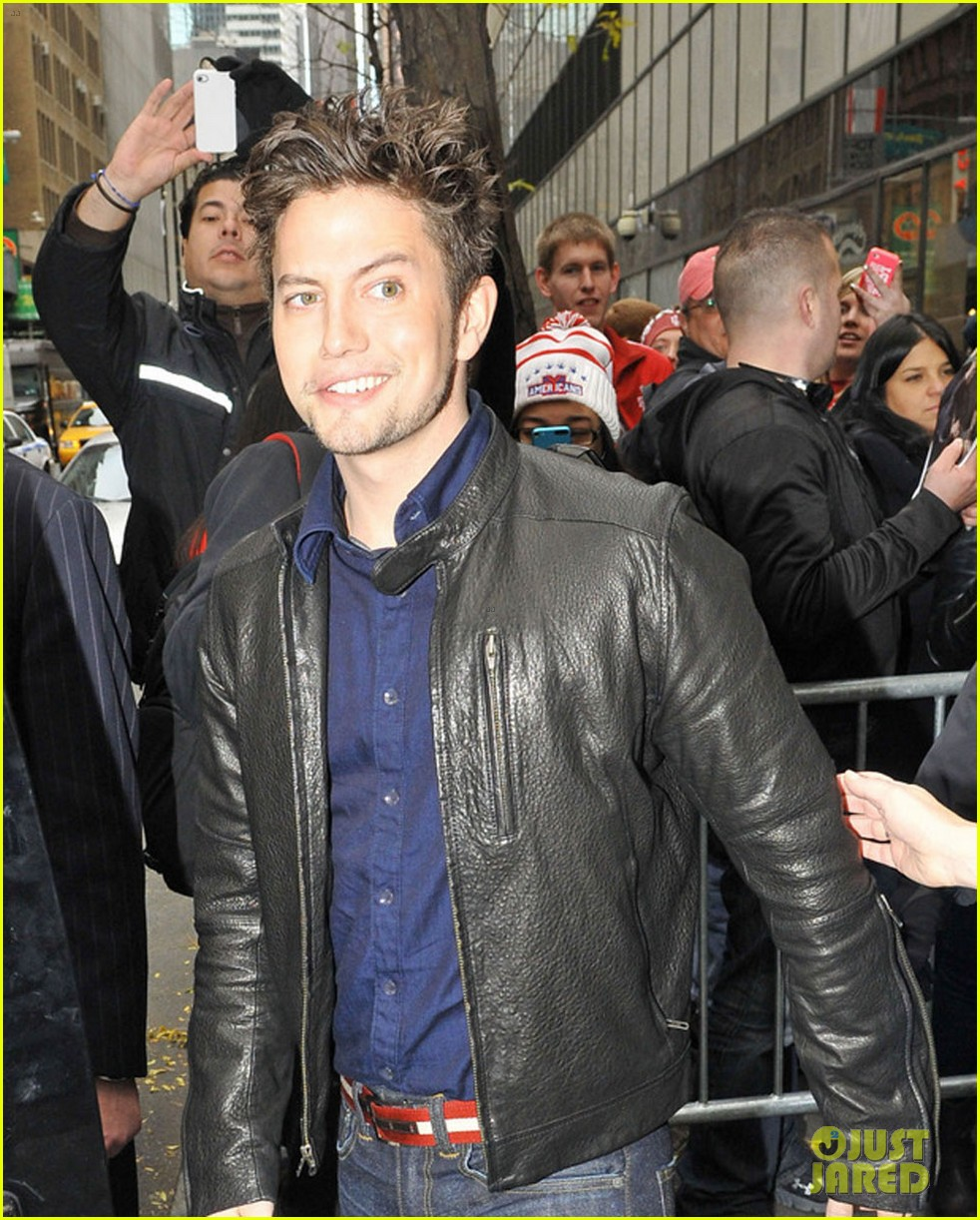 jackson rathbone today show 01