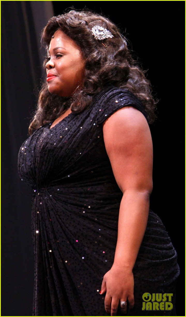 amber riley cotton club parade star 03
