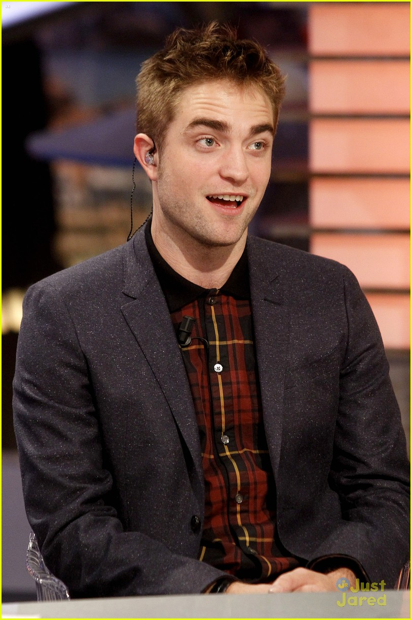 robert pattinson kristen stewart el hormiguero 18