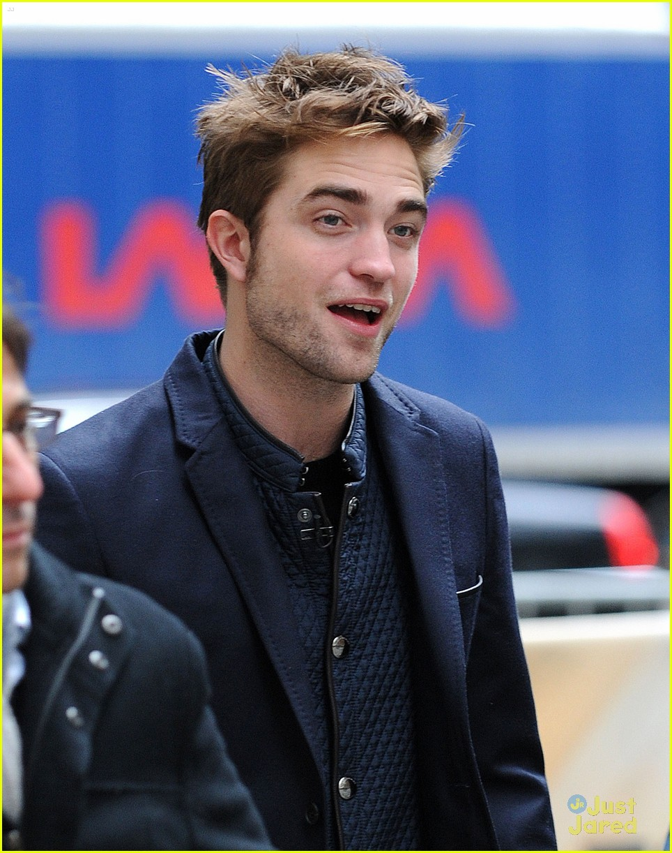 rob pattinson today show stop 07