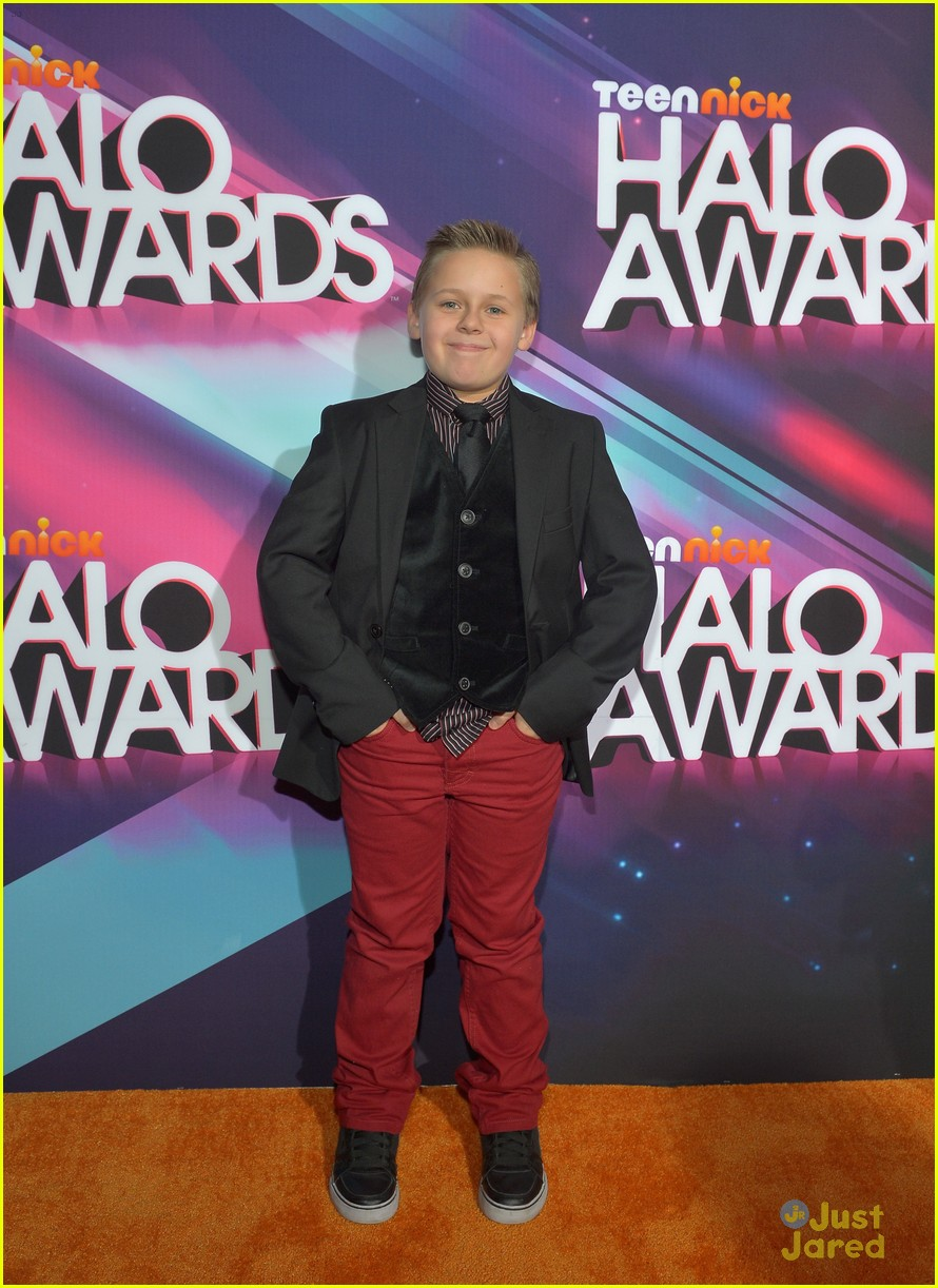 jackson brundage ryan newman halo awards 02