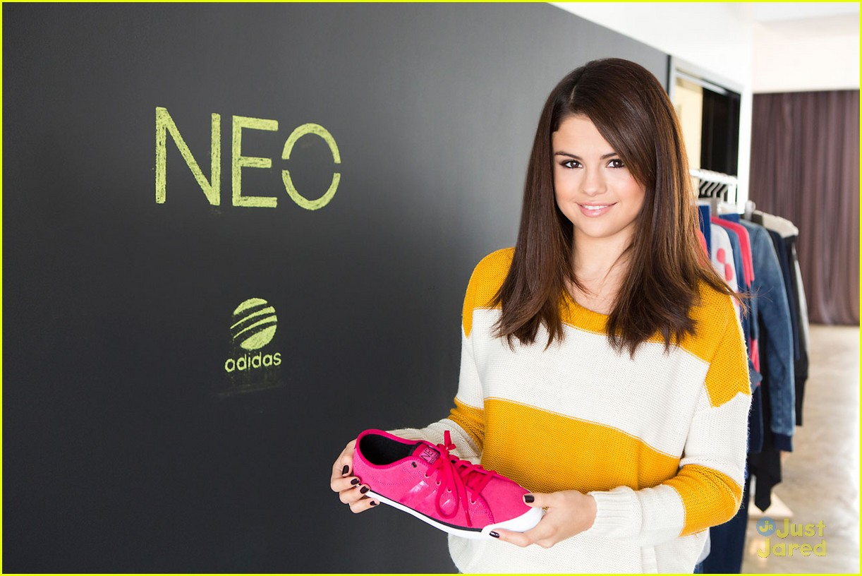Adidas Selena Gomez Neo Shoes