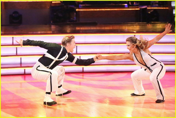 shawn johnson derek hough freestyle 12