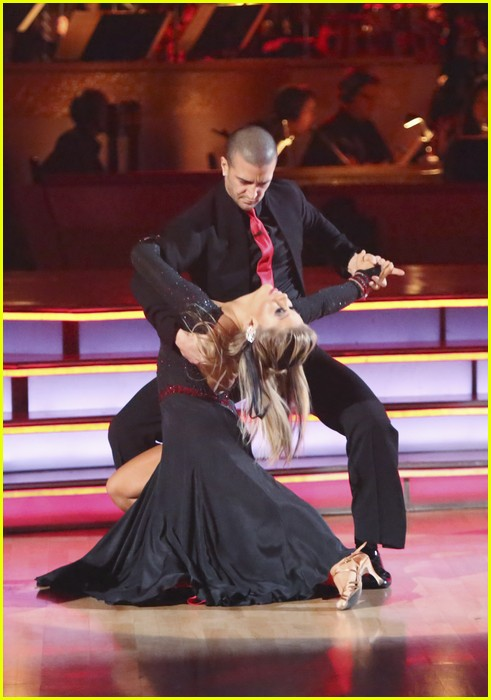 shawn johnson fusion dwts 10