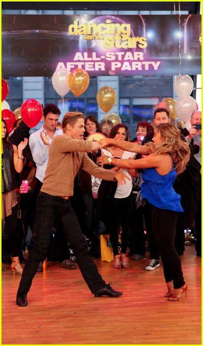 shawn johnson derek hough gma 01