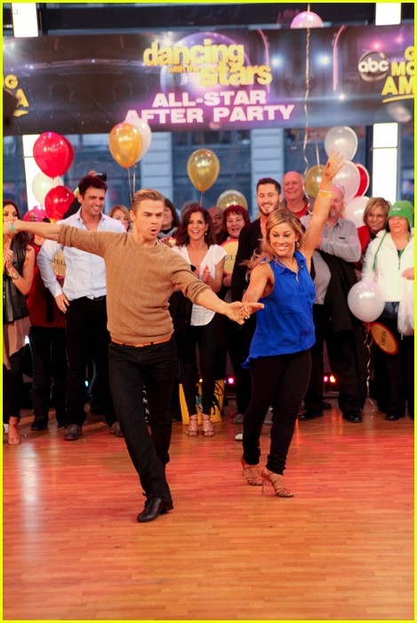 shawn johnson derek hough gma 03