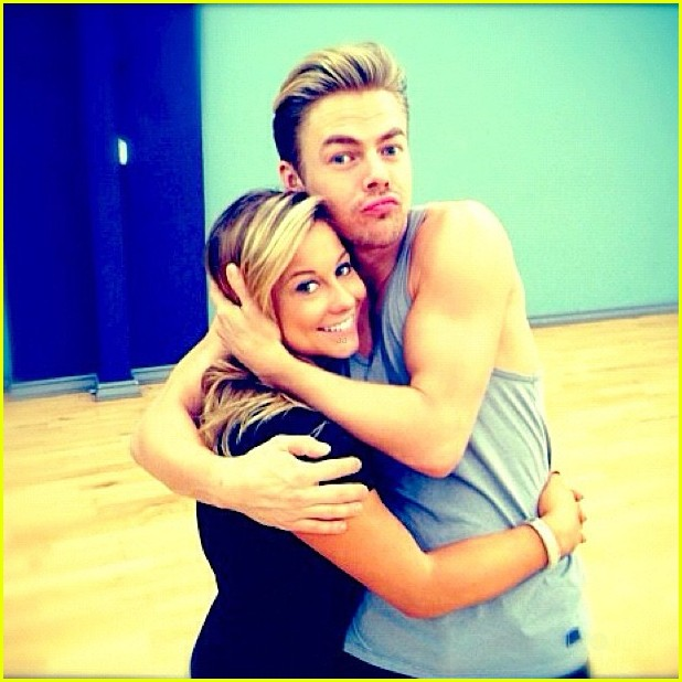 shawn johnson derek hough second dwts 01