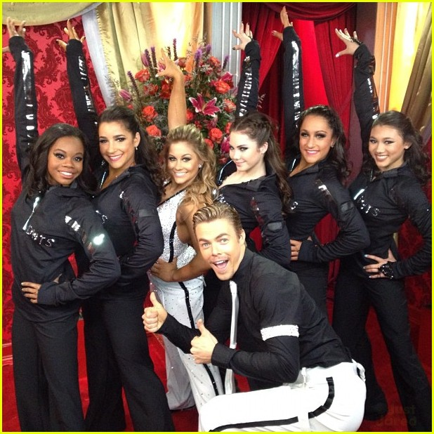 shawn johnson derek hough second dwts 03
