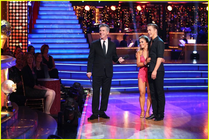 shawn johnson derek hough second dwts 04
