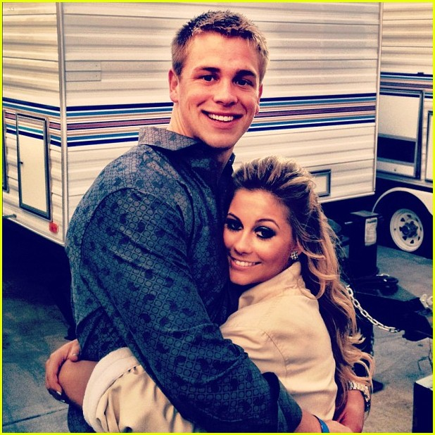 shawn johnson derek hough second dwts 14