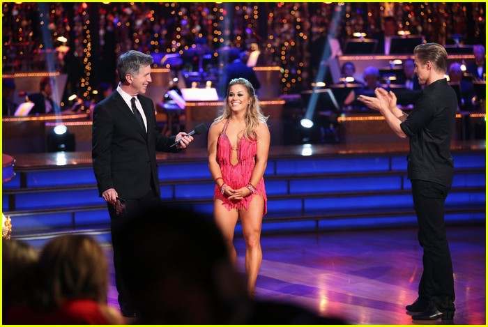 shawn johnson derek hough second dwts 16