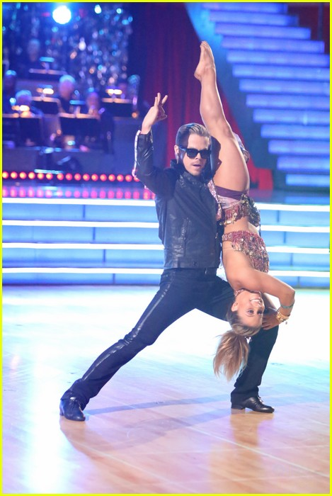 shawn johnson derek hough bad dwts 04