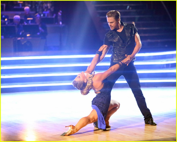 shawn johnson derek hough bad dwts 05
