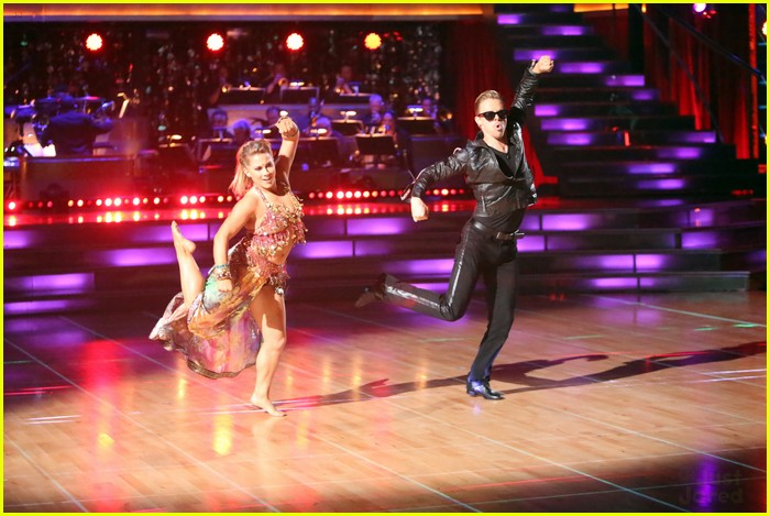 shawn johnson derek hough bad dwts 14