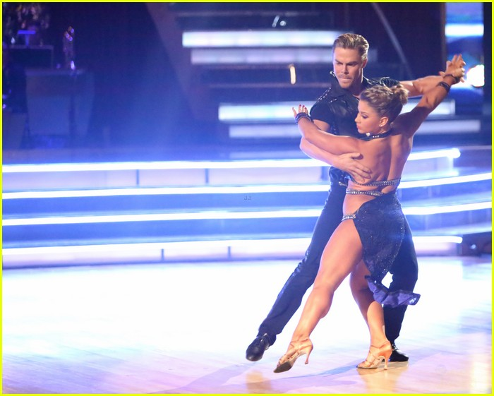shawn johnson derek hough bad dwts 16