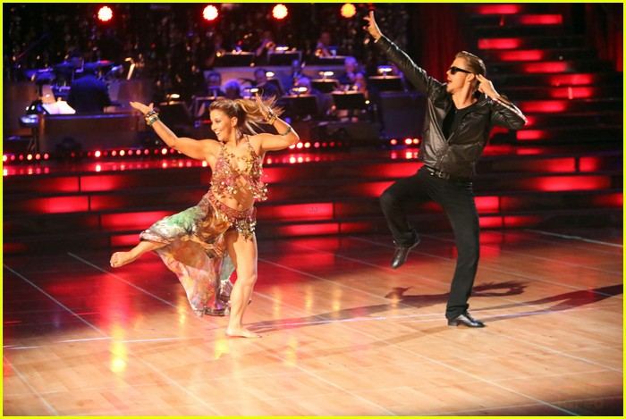 shawn johnson derek hough bad dwts 17