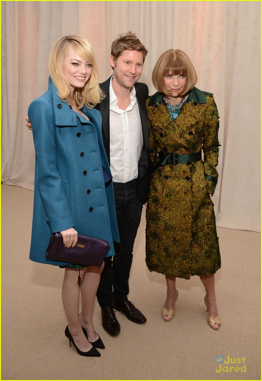 emma stone cfda fashion fund awards 05