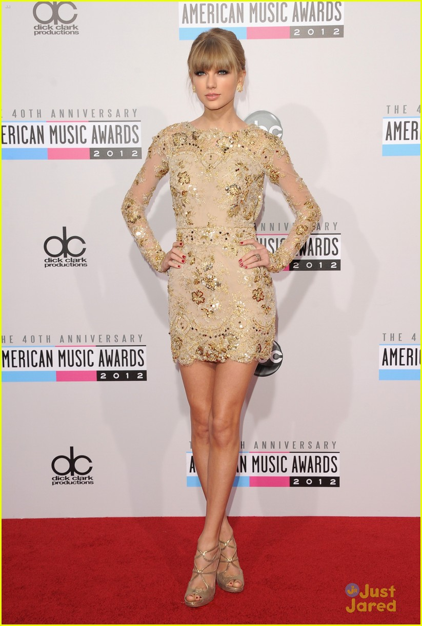 taylor swift 2012 amas 08
