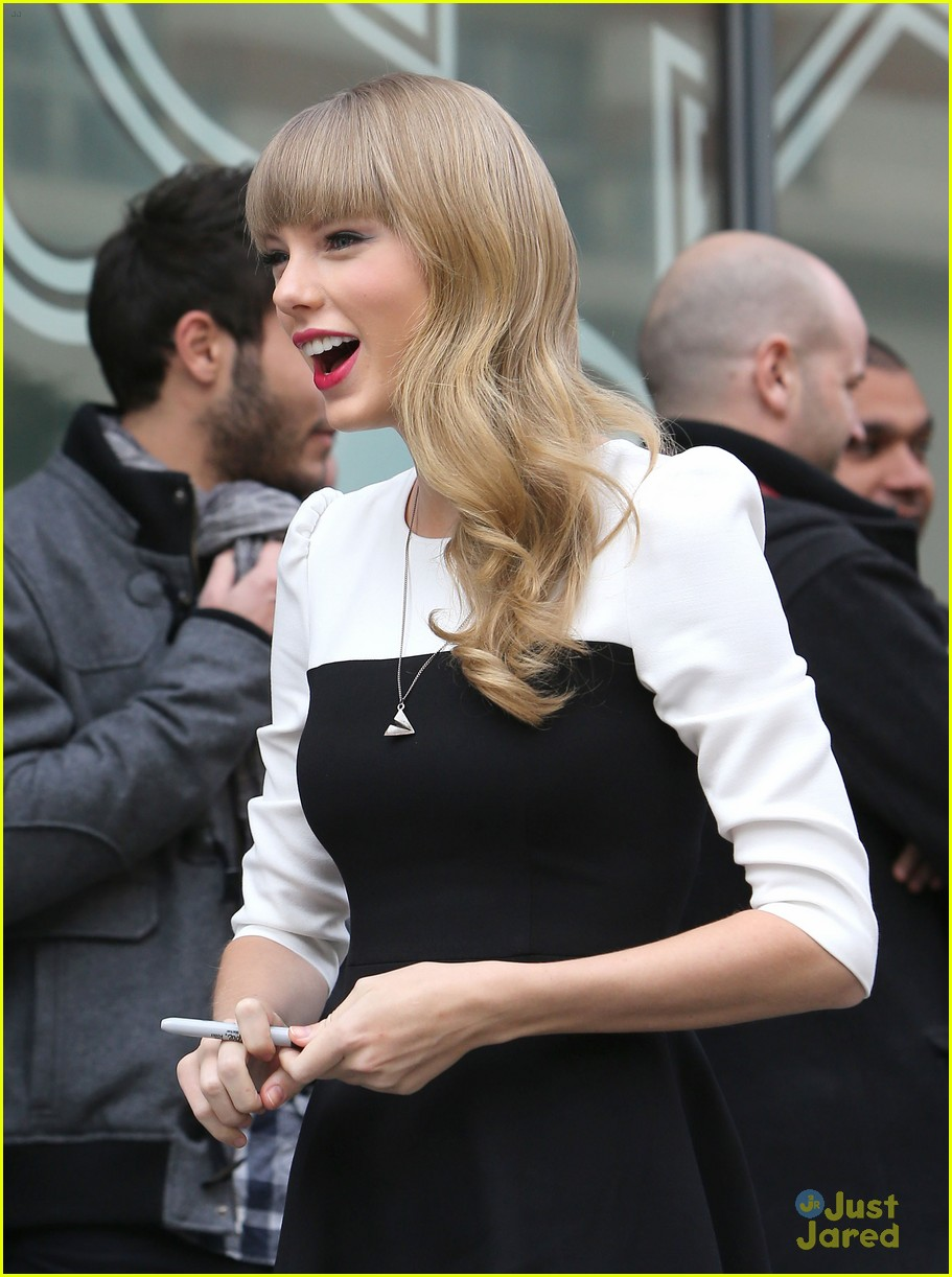 taylor swift nrj paris 08