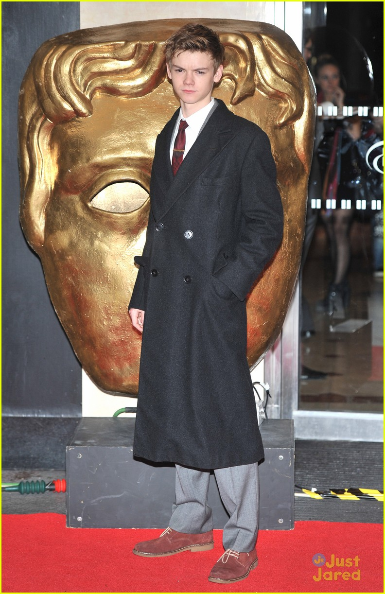 thomas sangster childrens baftas 06