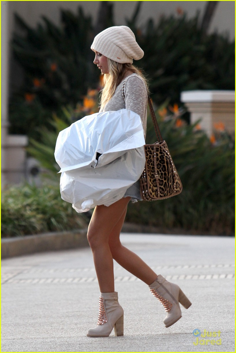 ashley tisdale vote dwts 16