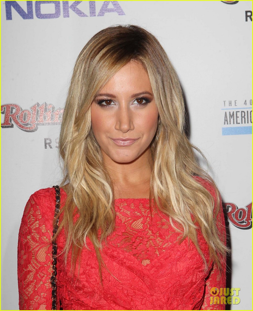 ashley tisdale rolling stone ama after party 02