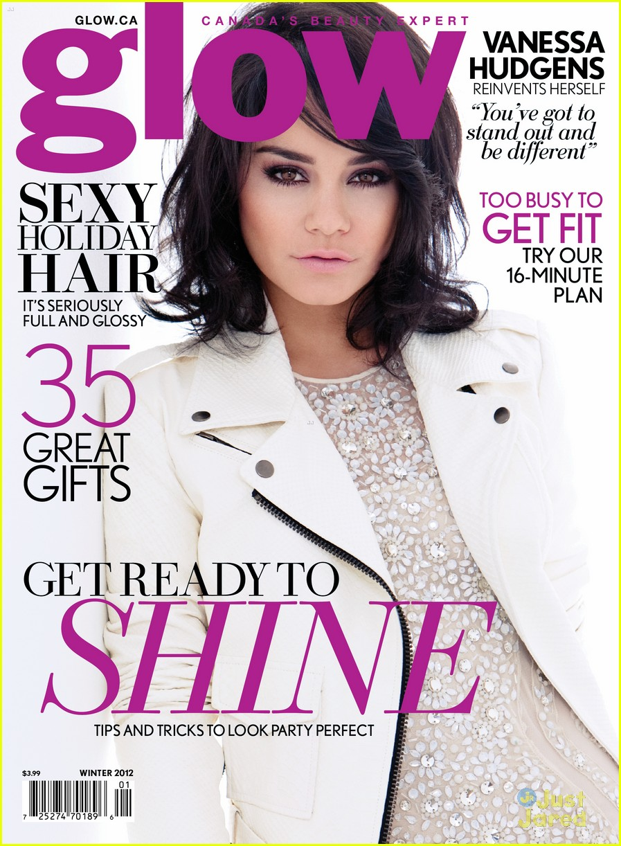 vanessa hudgens glow winter issue 02