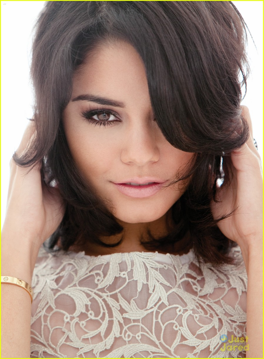 vanessa hudgens glow winter issue 06