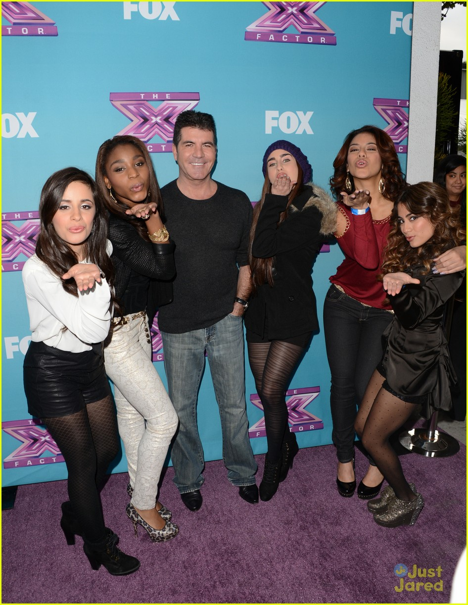 fifth harmony xfactor conference 01
