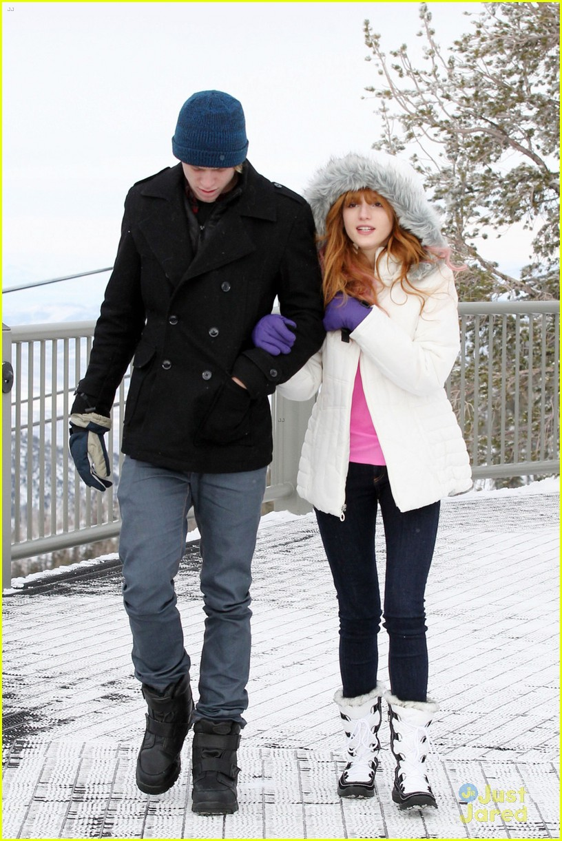 bella thorne tahoe snowball 09