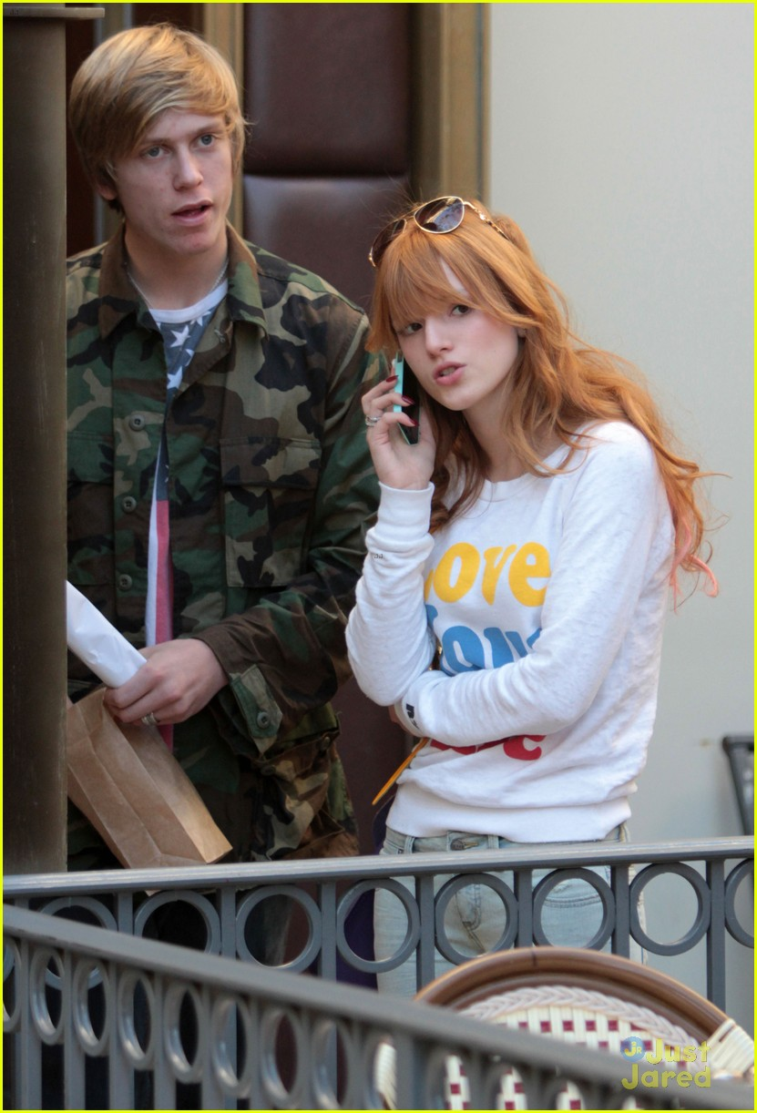 bella thorne tristan klier grove 09