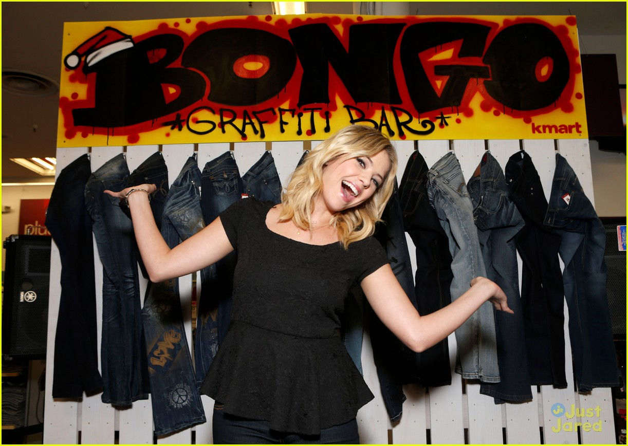 ashley benson bongo kitson 10