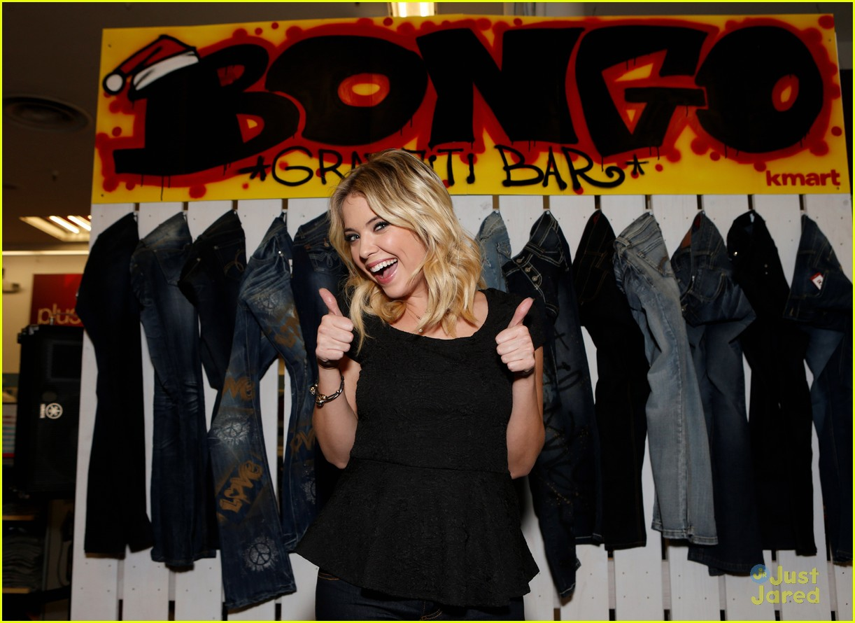 ashley benson bongo kitson 12