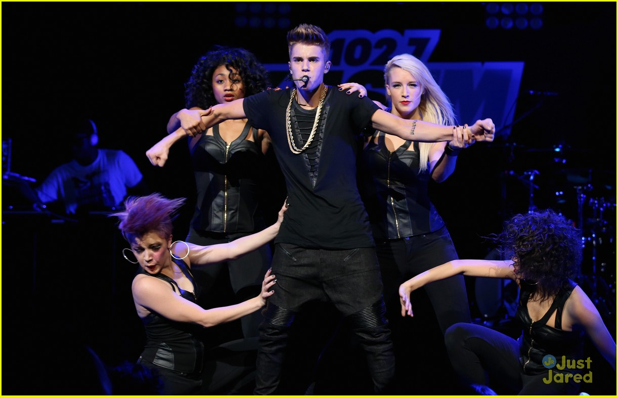 justin bieber jingle ball night two 09