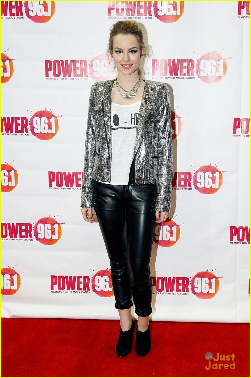 bridgit mendler power 961 jingle ball 33