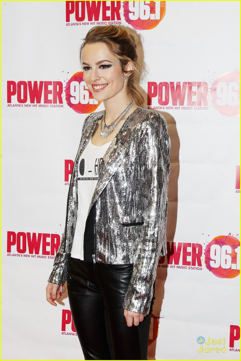 bridgit mendler power 961 jingle ball 34