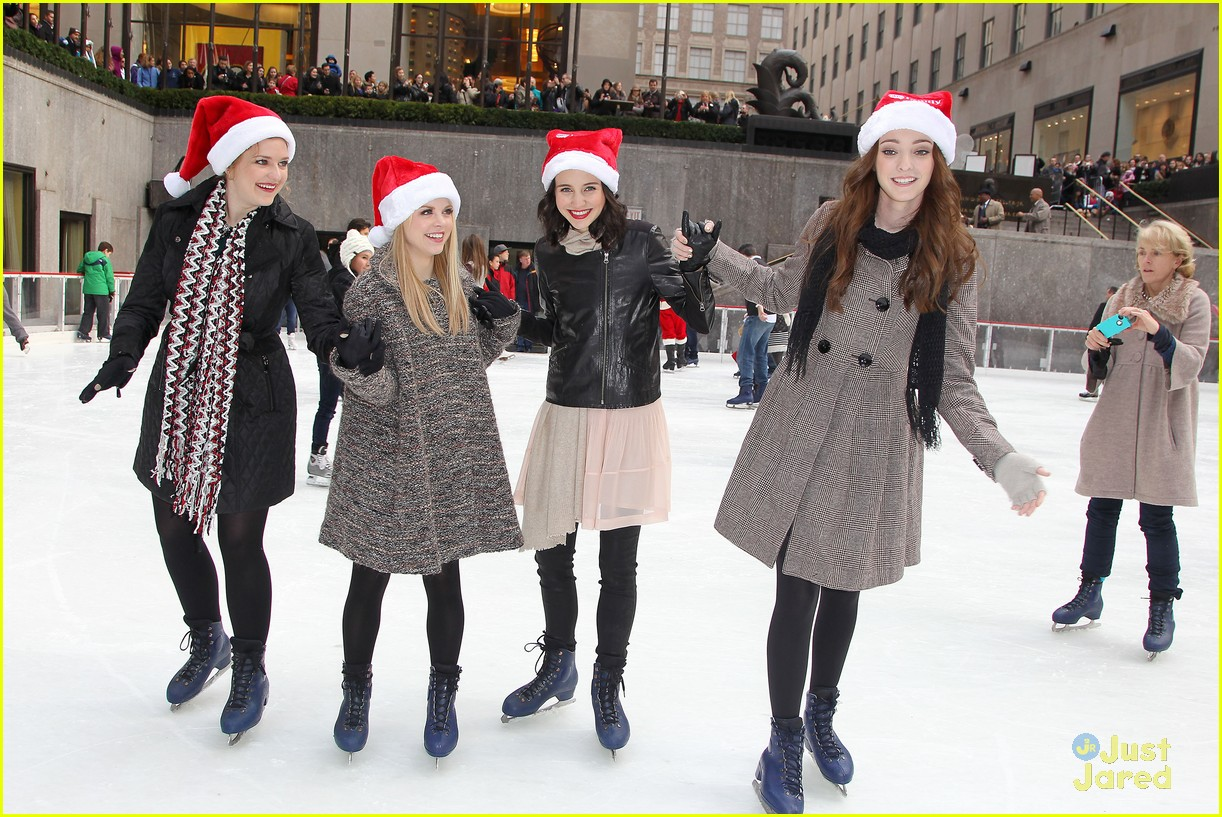 bunheads winter wonderland 20