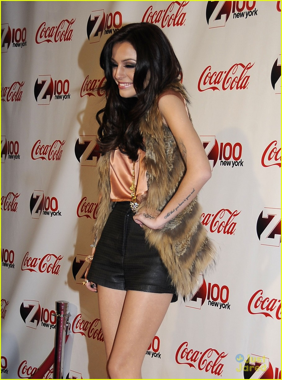 cher lloyd z100 jingle ball 10