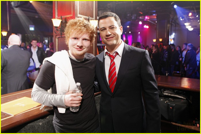 ed sheeran jimmy kimmel 04