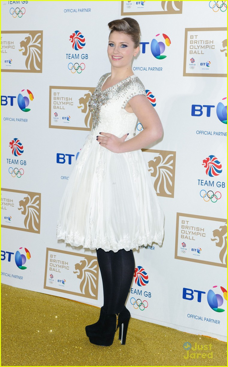 ella henderson british olympic ball 05