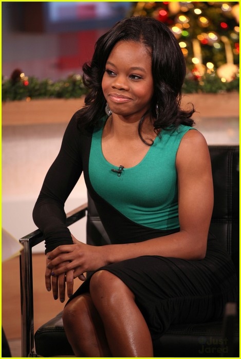 gabrielle douglas book promo nyc04