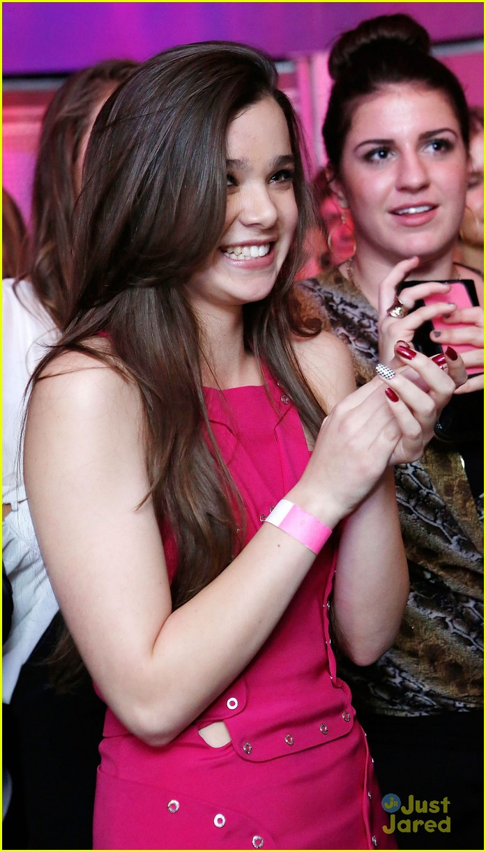 hailee steinfeld sweet 16 party 04
